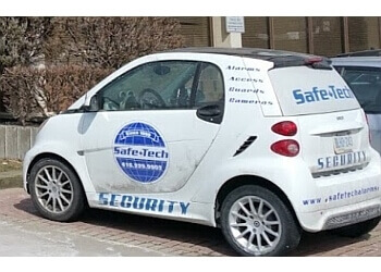 Toronto security system SafeTech Alarm Systems