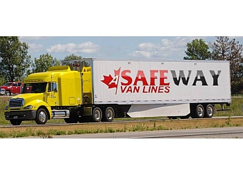 St Albert moving company Safe Way Moving