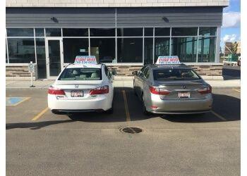 Edmonton driving school Safetrack Driving School