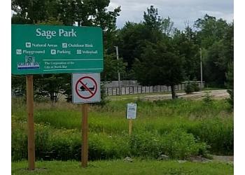 North Bay public park Sage Park