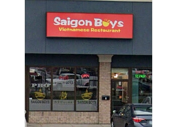 Peterborough vietnamese restaurant Saigon Boys Vietnamese and Chinese Cuisine