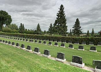 St Albert landmark Saint Albert Roman Catholic Cemetery