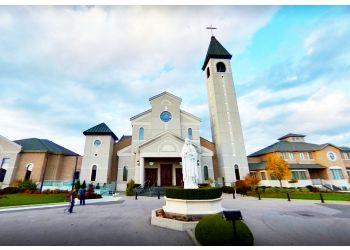 Vaughan church Saint Clare of Assisi