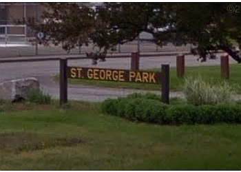 Welland public park Saint George Park