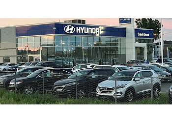 Saint Jean sur Richelieu car dealership Saint-Jean Hyundai