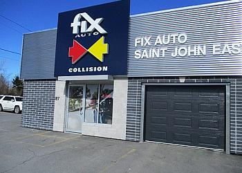 Saint John auto body shop Fix Auto Saint John East