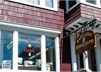 Saint John sewing machine store Saint John Sewing Centre