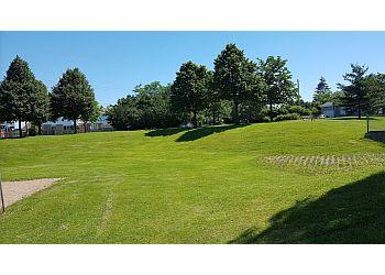 Brossard public park Sainte-Marie Park