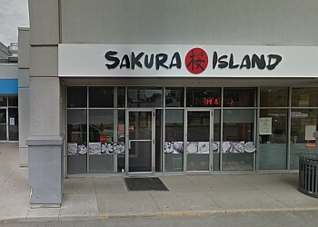 Waterloo japanese restaurant Sakura Island Japanese