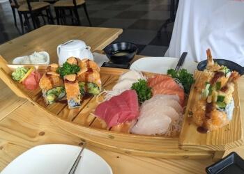 Norfolk sushi Sakura Sushi