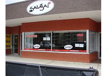 Kamloops thai restaurant Salajai Thai Restaurant