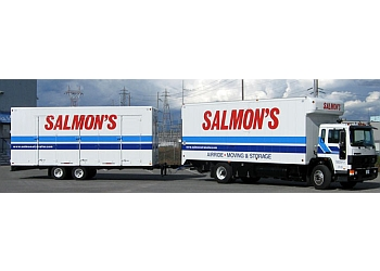 Richmond moving company Salmon's Transfer Ltd