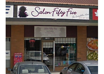 Maple Ridge hair salon Salon Fifty Five