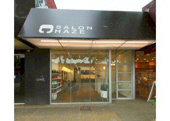 Vancouver hair salon Salon Haze