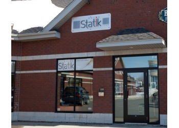 Drummondville hair salon Salon Statik
