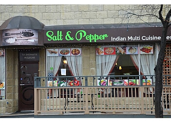 Medicine Hat indian restaurant Salt & Pepper Indian Multi-Cuisine Restaurant