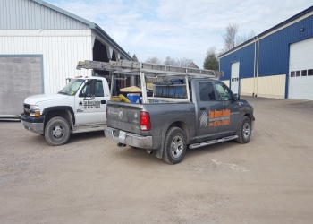 Peterborough roofing contractor Sam Bowers Roofing