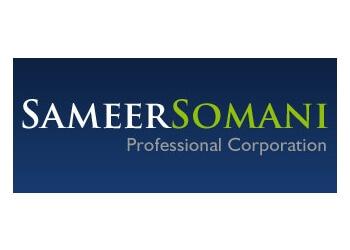 Calgary accounting firm Sameer Somani Professional Corporation