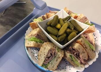 Brampton sandwich shop Sams Hoagies
