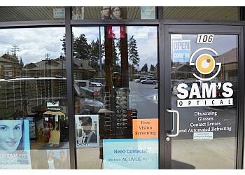 Nanaimo optician Sam's Optical