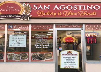 Brantford bakery San Agostino Bakery