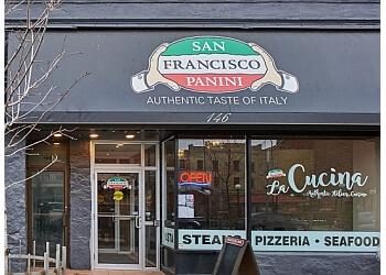 Cambridge italian restaurant San Francisco Panini