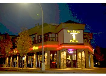 Port Coquitlam pizza place San Remo Pizza