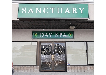 Burlington spa Sanctuary