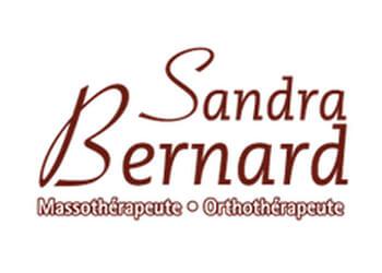 Saint Hyacinthe massage therapy Sandra Bernard