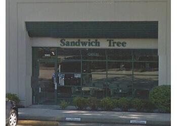 Burnaby sandwich shop Sandwich Tree