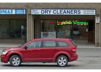 Stouffville dry cleaner Sani Fresh Cleaners