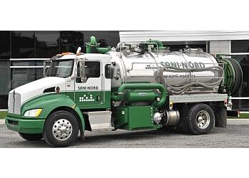 Saint Jerome septic tank service Enviro Sani-Nord Inc.