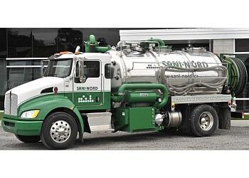 Terrebonne septic tank service Sani-Nord