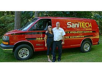 Victoria carpet cleaning Sani-Tech Services Ltd.