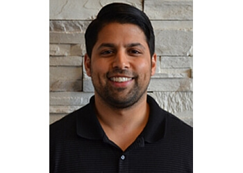 Vaughan physical therapist Sanjeev Kaushal, PT