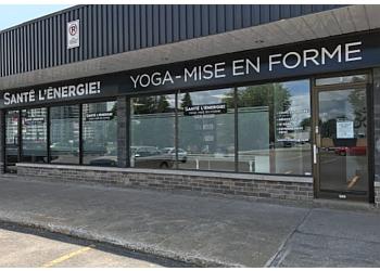Repentigny yoga studio Santé L'énergie! - Yoga Et Mise En Forme