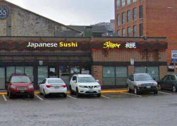Hamilton japanese restaurant Sapporo