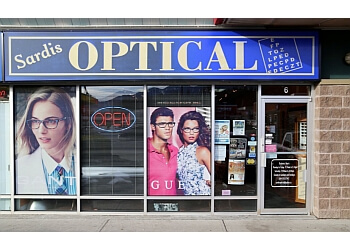 Chilliwack optician Sardis Optical