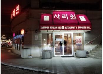 Vaughan bbq restaurant Sariwon Korean BBQ Restaurant