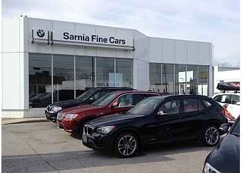 Sarnia car dealership Sarnia Fine Cars
