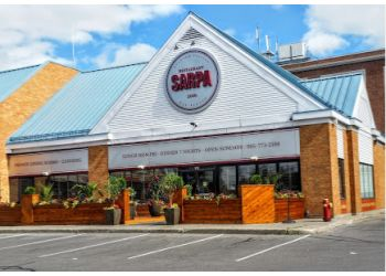 Richmond Hill italian restaurant Sarpa Restaurant