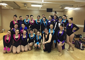 Saskatoon dance school Sask Express