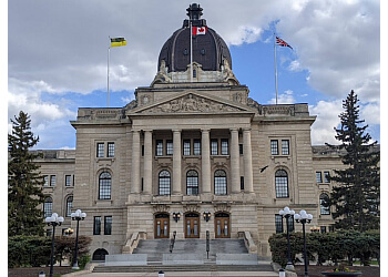 Regina landmark Saskatchewan Legislative Building
