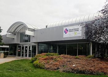 Regina places to see Saskatchewan Science Centre