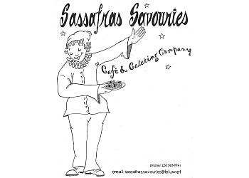 Prince George caterer Sassafras Savouries
