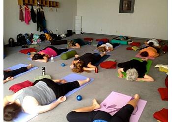 Grande Prairie yoga studio Satori Yoga & Healing Arts