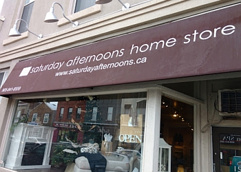 Aurora furniture store Saturday Afternoons