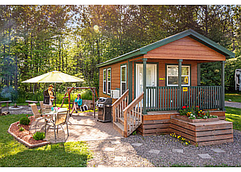 Sault Ste Marie campground Sault Ste. Marie KOA Holiday