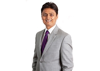 Burlington accounting firm Saurin Patel, CPA