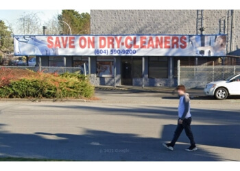 Surrey dry cleaner Save On Dry Cleaners